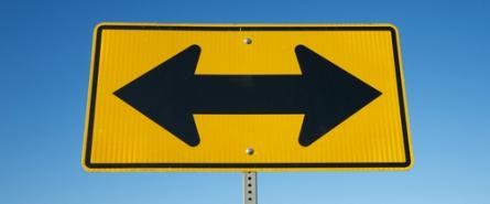 Tweerichtingsverkeer